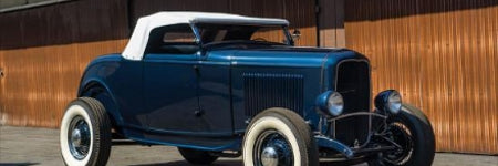 Ford Roadster that beat racehorse auctions for $192,000