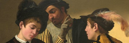 Caravaggio's The Cardsharps in Sotheby's legal battle