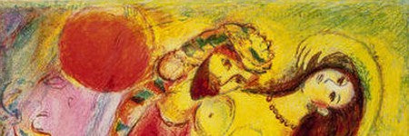 Marc Chagall's Arabian Nights could see $500,000 in Gemini auction