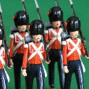 Quick march! Collectible toy soldiers are heading to an Edinburgh auction
