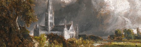 Constable Salisbury sketch returns to auction at $3m