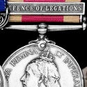 Defence of Legations Conspicuous Gallantry Medal achieves $78,400