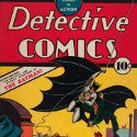 Batman Detective Comics #27 'graded 6.5' signed by Bob Kane sells online