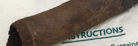 Winston Churchill-smoked cigar to auction