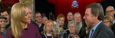 Antiques Roadshow FA Cup valuation hits $1.4m+