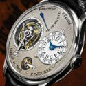 FP Journe Tourbillon Souverain tops private collection at $80,000