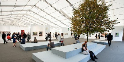 Frieze art fair round-up - the week's top auction sales