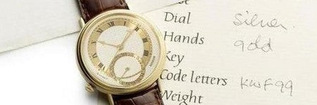 George Daniels wristwatch sets new auction record at $246,000