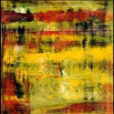 Gerhard Richter's Untitled (5.2.91) auctions with 125% increase