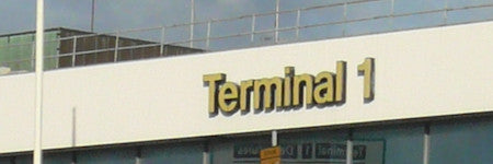 Heathrow Terminal 1 contents coming to auction