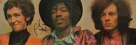 Scarce Jimi Hendrix-signed poster to beat $20,000?