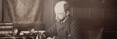 Henry Adams' letters reveals secrets of his private life