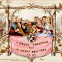 Henry Cole Christmas card hammers for $6,857 on December 14