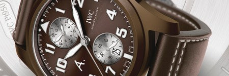 IWC 'The Last Flight' watch to see big bids at Sotheby's