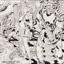 Jack Kirby's 'Argo' artwork up for auction at $10,000+ with Heritage