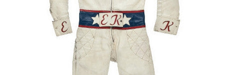Evel Knievel's jumpsuit soars at Heritage Auctions