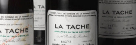 DRC La Tache magnums top Sotheby's wine auction
