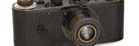 Will this Leica 0-series break camera world record?