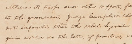 Abraham Lincoln letter to Grant up 82% on estimate
