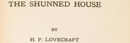 HP Lovecraft's debut book makes $9,000