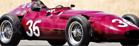 1956 Maserati 250F offered at $6m in Pebble Beach auction