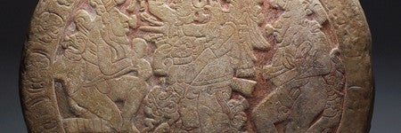 Mayan ball court marker to see $175,000 with Artemis Gallery