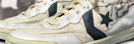 Michael Jordan's Olympic shoes to sell at Grey Flannel Auctions