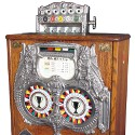 Mills Silver Cup slot machine to see $50,000 at Americana auction