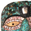 Terrifying Mixtec mosaic mask could scare collectors into parting with $150,000