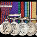 O'Donnell's George Medal set to raise $95,000 for soldier's widow