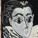 Picasso's rare linoleum cut achieves $144,000 at New York Prints Auction