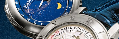 Patek Philippe first chronograph makes 141.6% on estimate