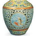 After years of gathering dust... Elderly pair's Chinese vase brings $309,100