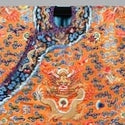 Imperial Chinese dragon robe blows away the competition at Kerry Taylor Auctions