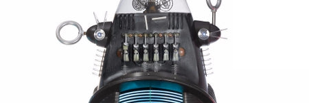 Robby the Robot will auction this November