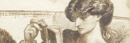 Rossetti's intimate Jane Morris portrait to see $47,000?