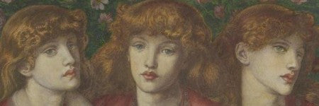 Virginia Surtees' Rossetti collection to appear at Christie's in June