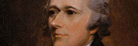 Alexander Hamilton's autograph: A revival of interest