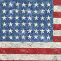 Jasper Johns' flag raises to $28.6m at Christie's