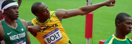 Usain Bolt memorabilia – a good investment?