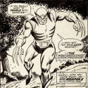 Wolverine first appearance art has collectors excited at Heritage Auctions