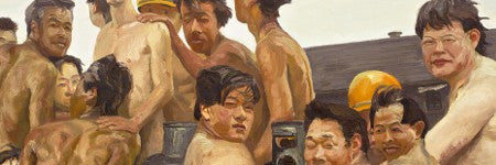 Liu Xiaodong's Disobeying the Rules leads host of record bids at $8.5m