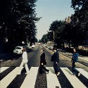 Reversed Beatles Abbey Road photo up for '$14,330' auction