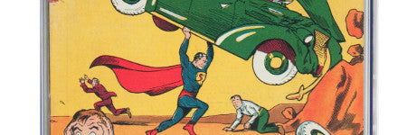 Rare Action Comics #1 to star in Dallas auction