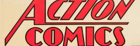 Action Comics #1 raises comic book record by 52%