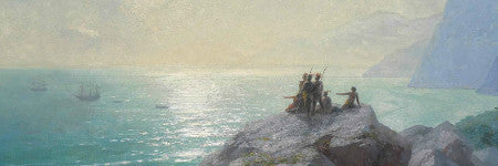 Ivan Aivazovsky painting leads old master auction