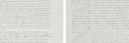 Albert Einstein's Hitler letter to auction