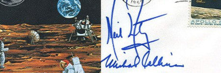 Buzz Aldrin insurance cover could make $9,000