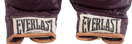 1971 Muhammad Ali gloves to sell at Goldin Auctions