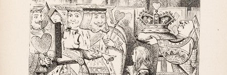 Lewis Carroll's Alice second edition beats estimate by 164%